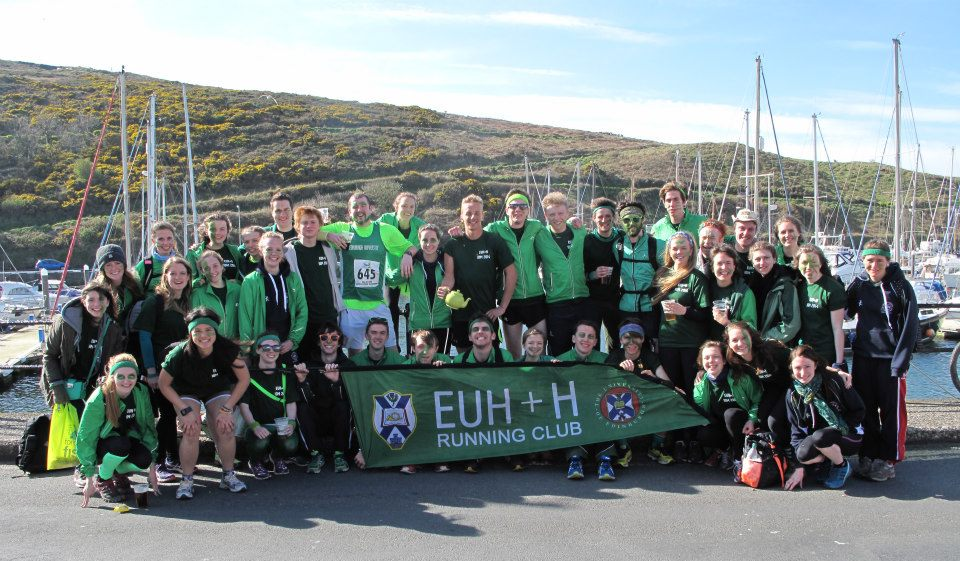 The Haries at the Isle of Man Easter Festival of Running 2014