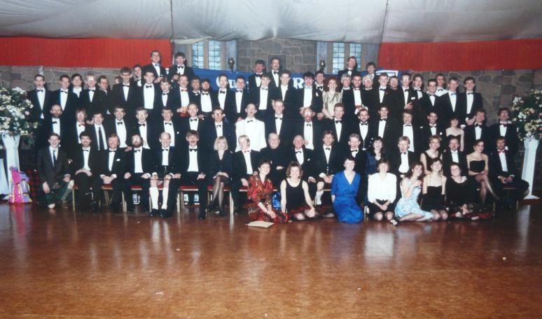 The 1990 Centenary Dinner