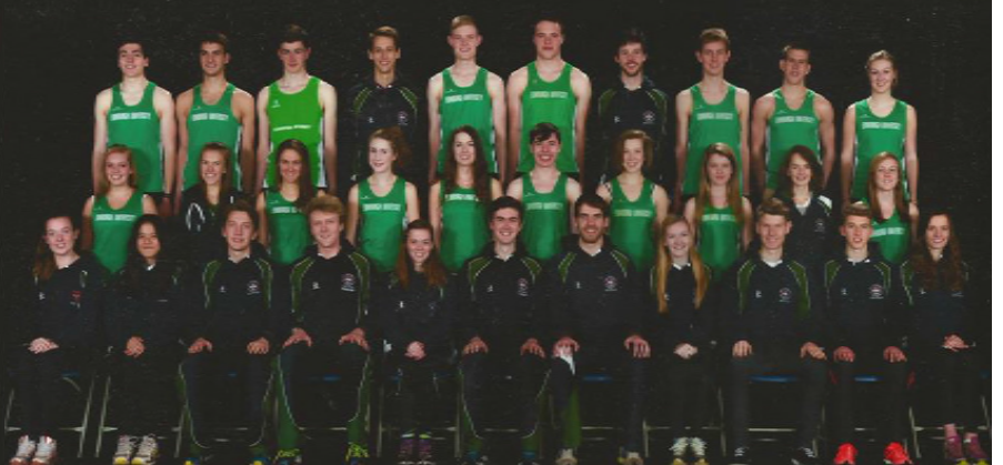 Edinburgh University Hare and Hounds Running Club, 2014-15 Team